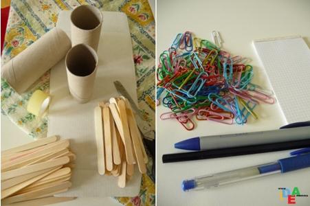 Idea mammaportapenne da scrivania idea mamma for Decorazioni da scrivania