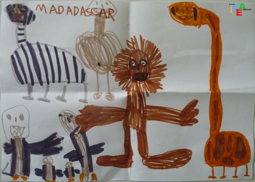 Idea mammaal cinema con i bambini madagascar mamma