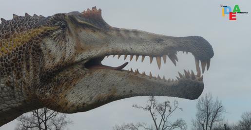 Idea mammaarrivano a monza i quot dinosauri in carne e ossa