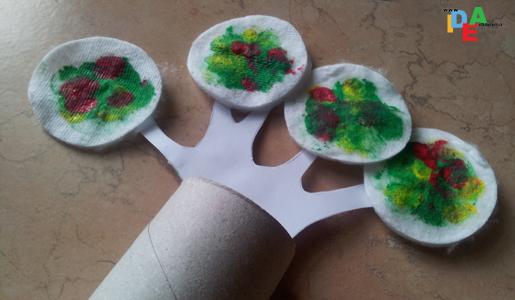 Idea mammarotolo di carta igienica archives idea mamma - Albero porta carta igienica ...