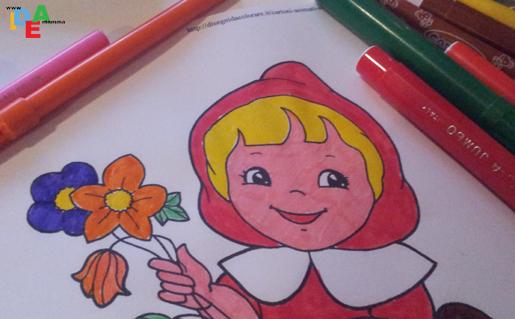 Disegno Bagno Da Colorare : Idea mammapomeriggio ricco di disegni da colorare idea mamma